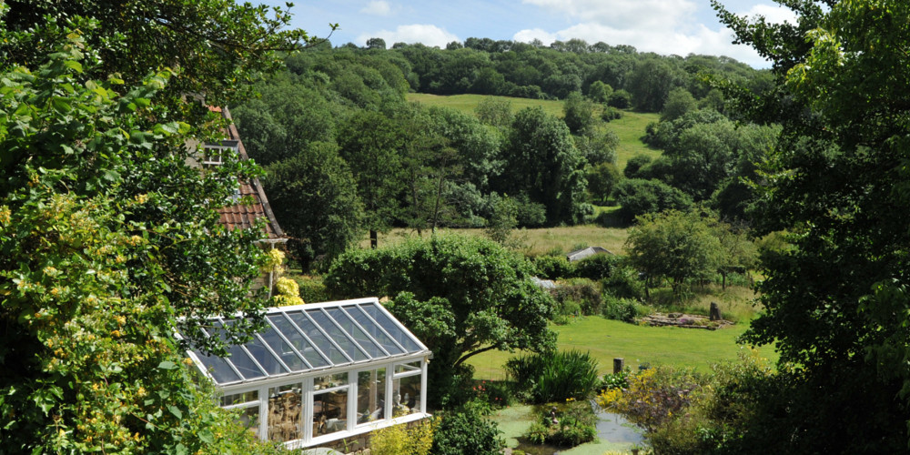 Explore the English countryside and unleash some adventure on holiday with Tucking Mill View stays